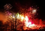 23rd UNT fireworks