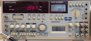 Metex MS-9140 Universal System.