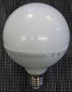 IKEA LEDARE lamp with 16.5 W and 1000 lm.