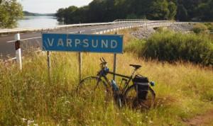 The geocycle at Varpsund.