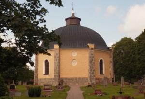 Järlåsa church.