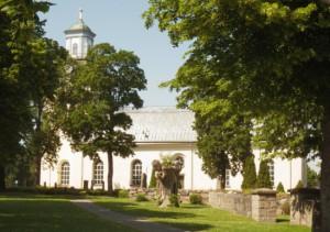 Östervåla church.