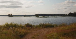 Dalälven or Dal river.