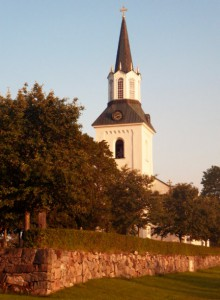 Västland church.