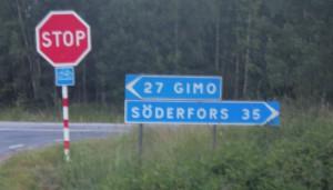 Finally the main road 292.